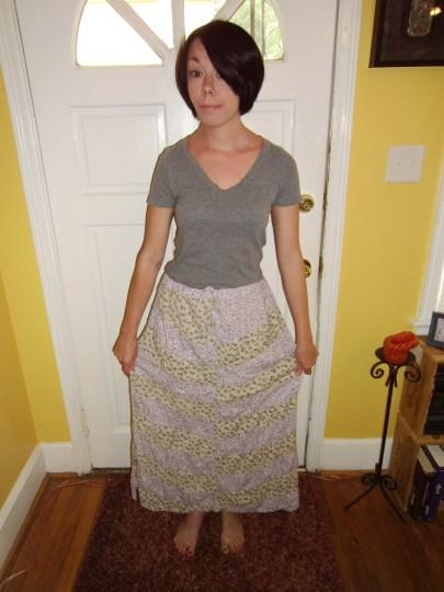 Day 67:  Pop Festival Dress 2