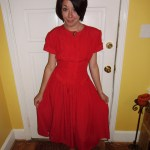Day 69:  Meet Me in the Piazza Dress