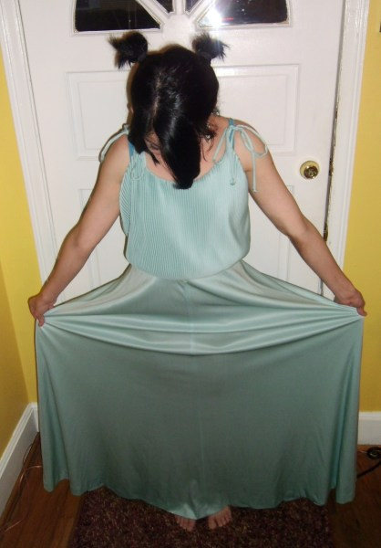 Day 117:  Fortuny Top 2