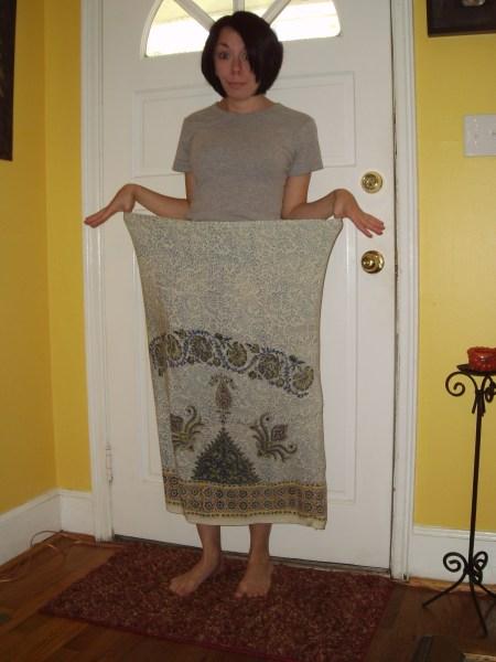 Day 115:  Bottom of the Bin Skirt 3