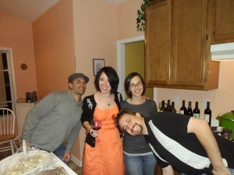 Day 123: Pumpkin Patch Dress 7
