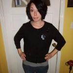 Day 124:  Cayce Pollard Sweater