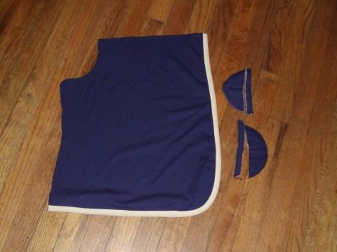 Day 139: Feeling Blue Dress 3