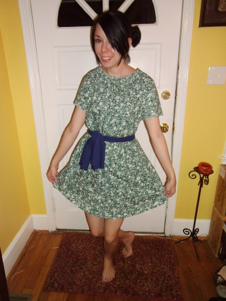 Day 144:  Day Off Dress 6