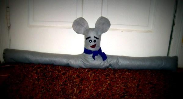 Day 173:  Herbie the Door Mouse 12