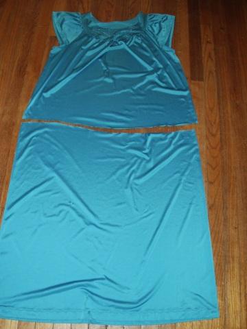 Day 167: Grecian Skirt 4