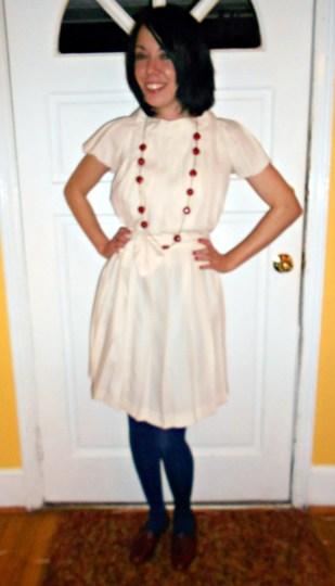 Day 208: Sarah Dress 3