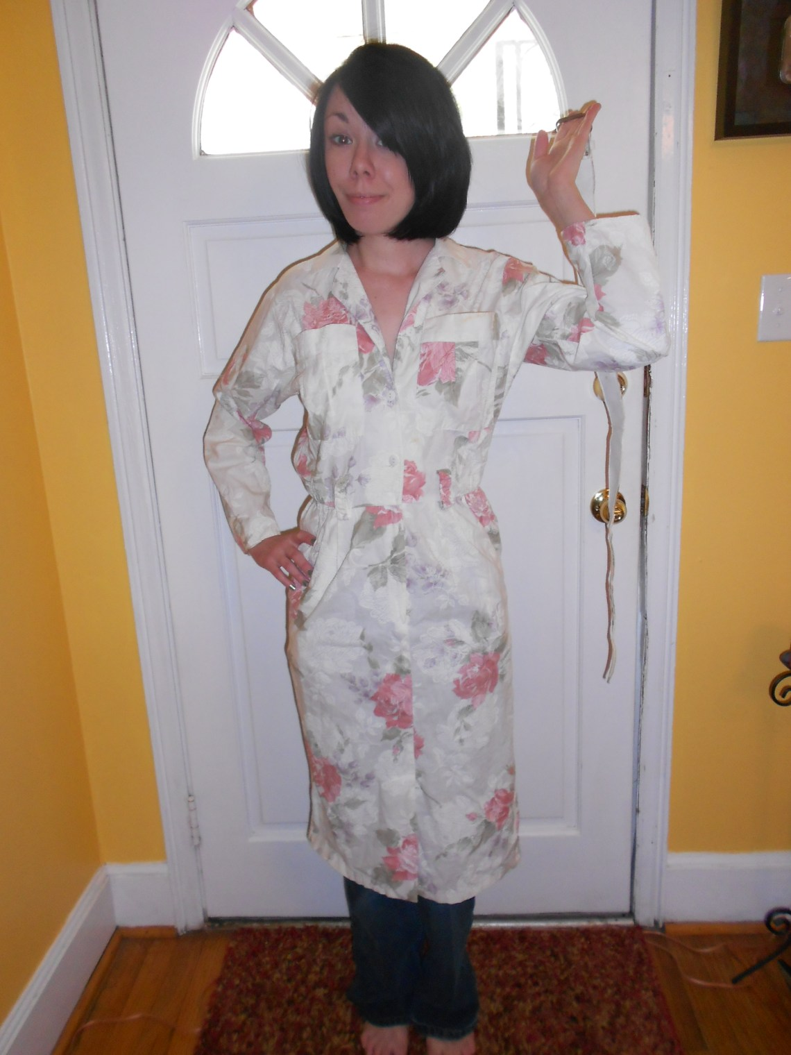 Day 214:  Jilly Pulitzer Dress 1