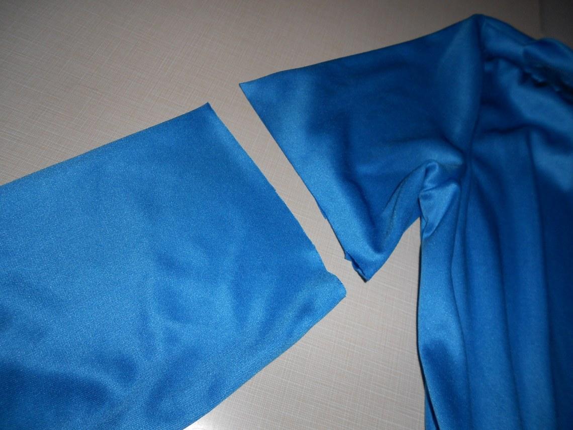 Day 215:  Blue Skies Dress 1
