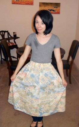Day 240: Short & Sweet Dress 2