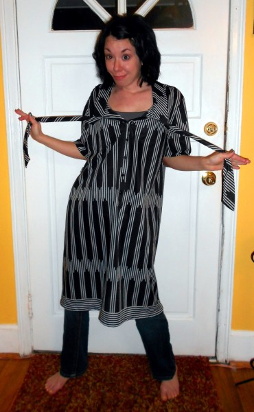 Day 226: Art Dec-oh! Dress 2