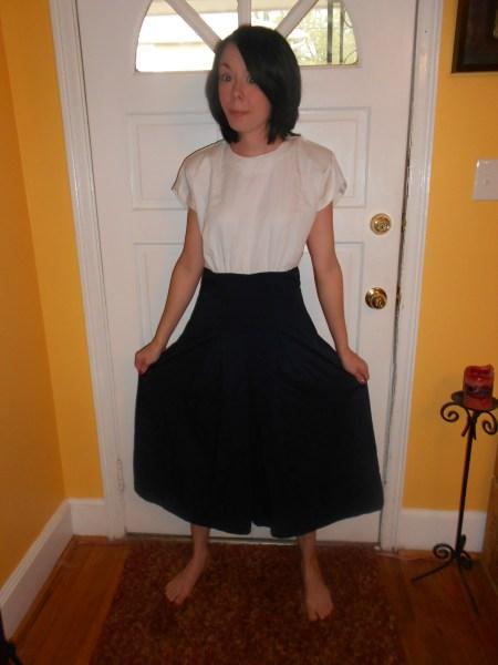 Day 234:  Brunchtime Dress 2