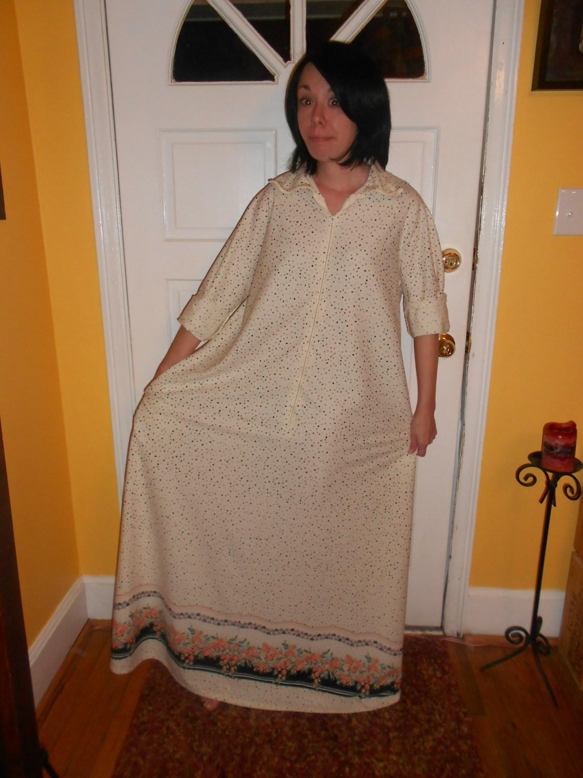 Day 237:  Bad Day/Good Night Dress 1