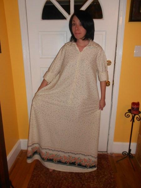 Day 237:  Bad Day/Good Night Dress 2