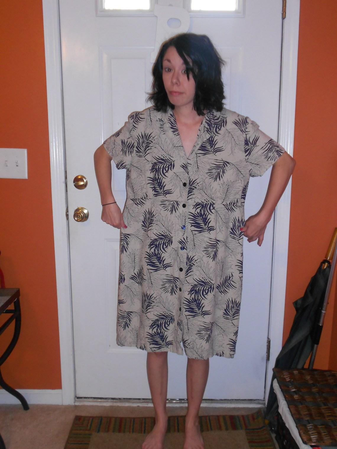 Day 274: Deco Dress 1
