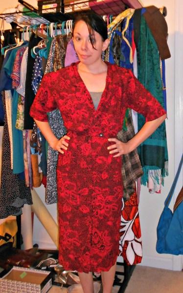 Day 317:  Gotta Have Friends Dress 2