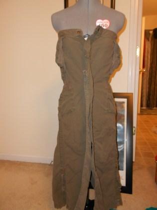 Day 313:  Spilf Dress 6