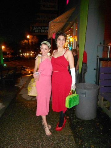 Day 328:  Crankypants Dress 8