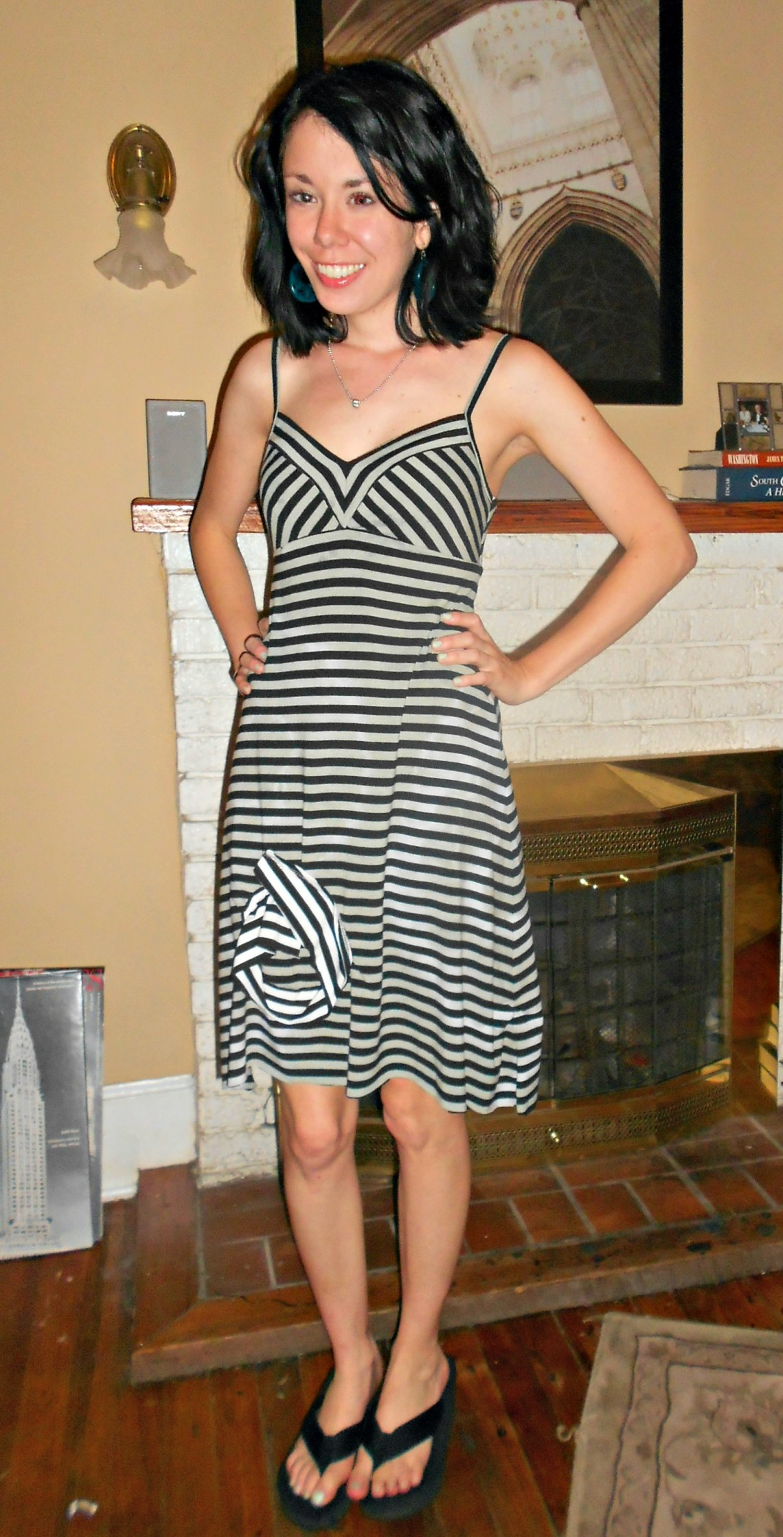 Day 339:  Miss Fix It Dress 9
