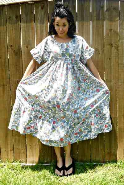 Day 343: Fab Foodie Dress 2