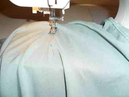 Day 360:  Spearmint Dress 6