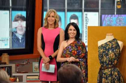 ReFashionista on Good Afternoon America! 19