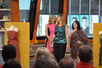 ReFashionista on Good Afternoon America! 20