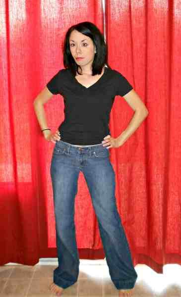 Jet Setter Jeans 2