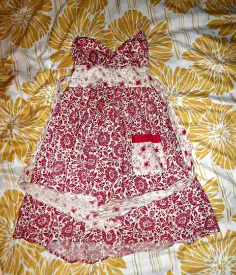 Back to the Orchard Dress 2