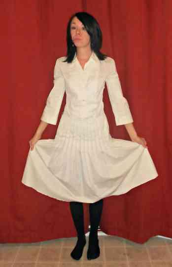 Violet Femme Dress 2