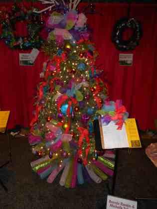 Festival of Trees Gala Dress 21