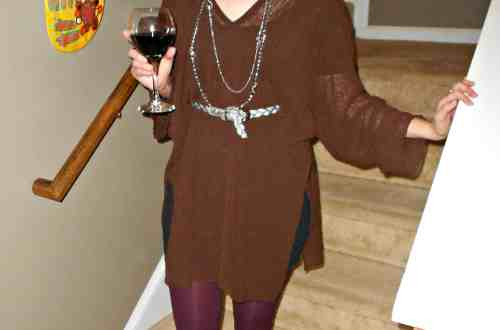 Ooh La La Hoodie Dress 11
