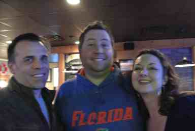 We still love him, even though he's a Florida fan!  ;)