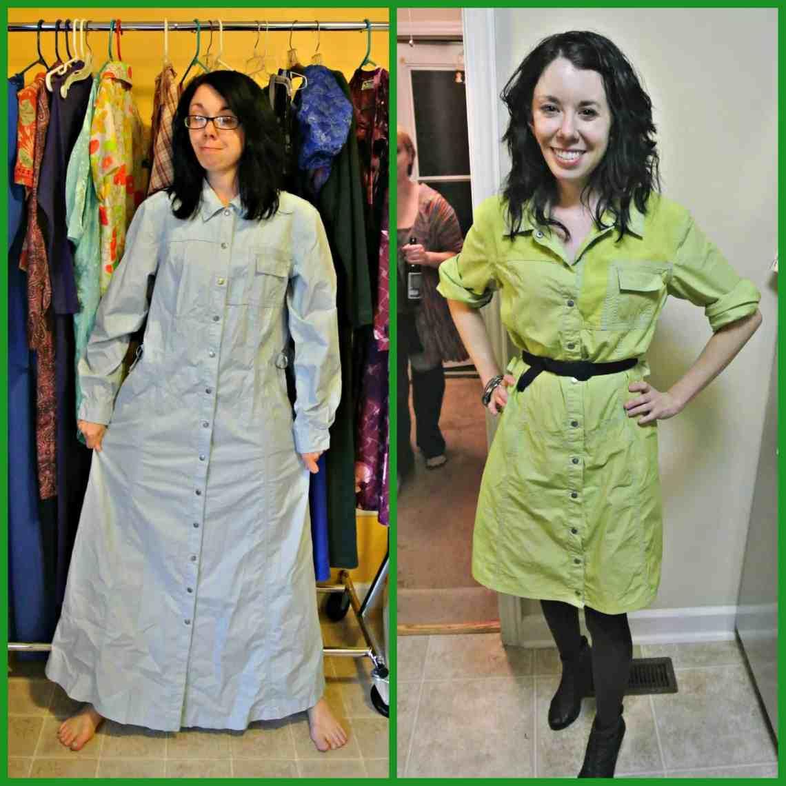 Lemongrass Dress 1