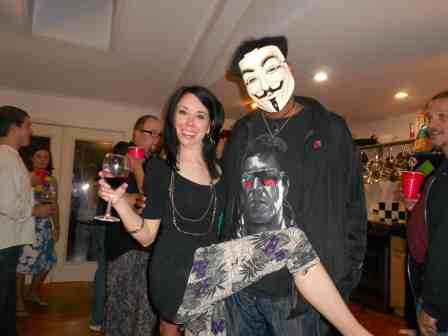 Guy Fawkes approves!
