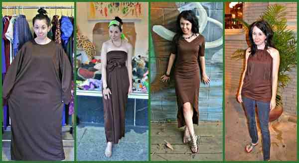 Was it Dress 1, Dress 2, or Top 3?  :)
