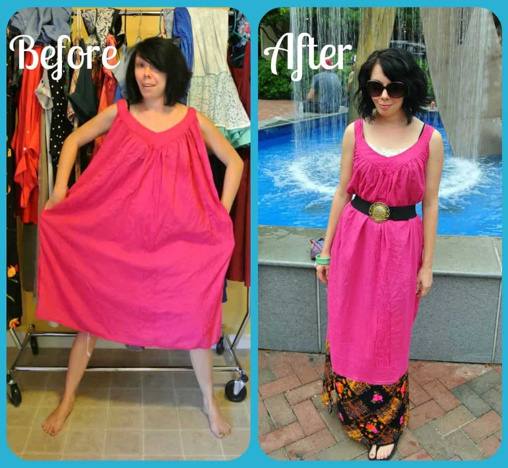 From Muumuu to Maxi Dress 4