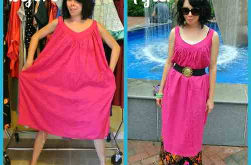 From Muumuu to Maxi Dress 14