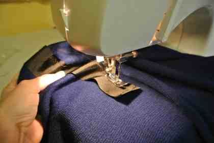 ...then stitch!
