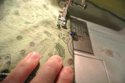 Stitch a hem!
