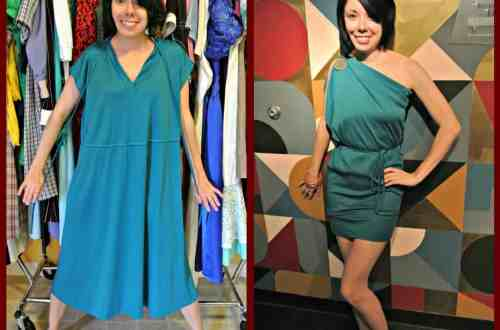 One Dress, Three Ways…The Final Chapter! 9
