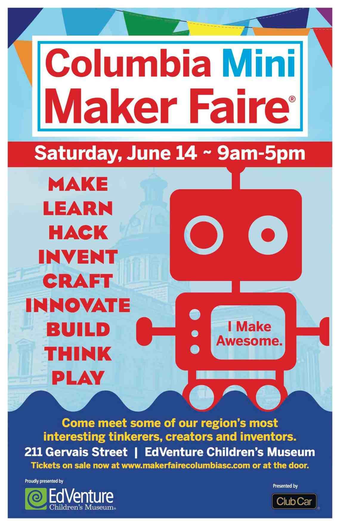 ReFashionista is Coming to the Columbia Maker Faire! 13