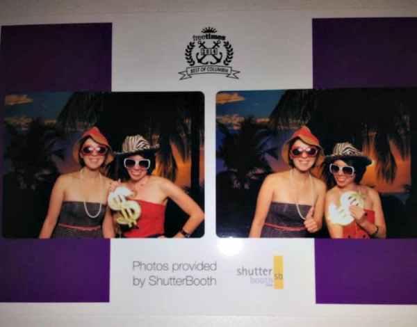 Photobooth Shenanigans!
