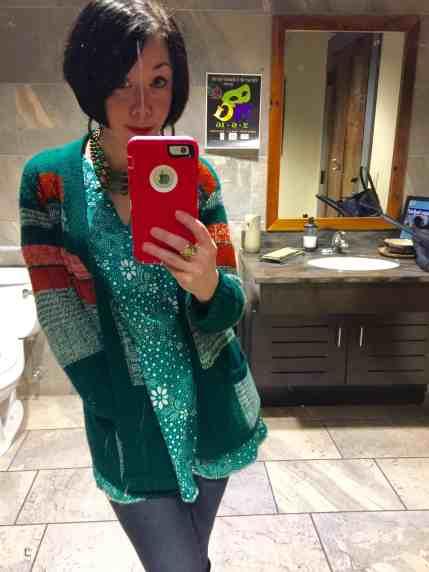 A fashion blogger's gotta do what a fashion blogger's gotta do!