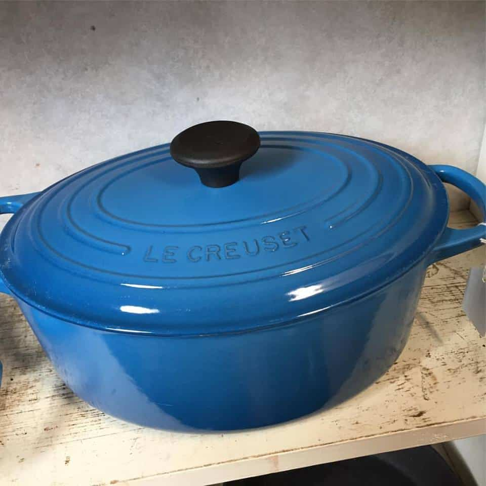 Is All Fair in Le Creuset and War? 9