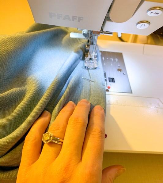 Keeping it Classy: A Cut Out Dress Refashion 2