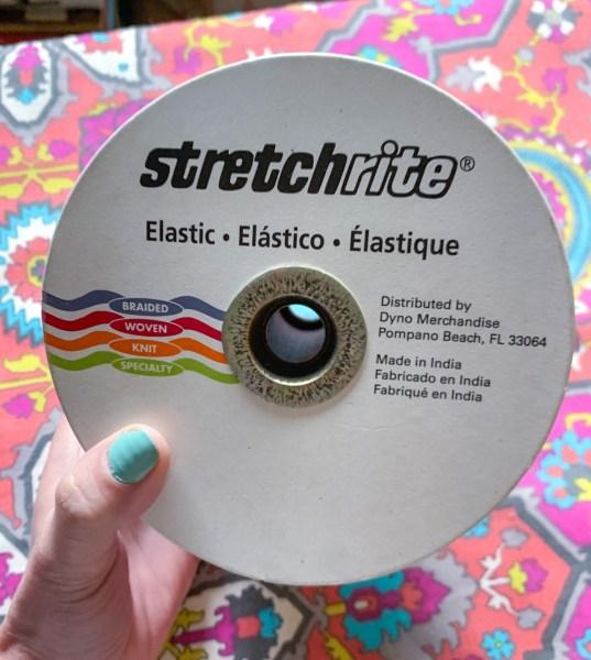 roll of elastic