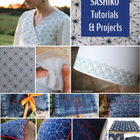 Sara's Sashiko Embroidery Round-Up