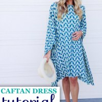 Riva's #DIY Caftan Perfection