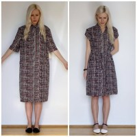 A Pretty #Vintage Dress #Refashion